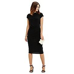 Oasis - Cupro drape dress