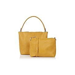 Oasis - Double Pocket Zip Hobo Bag