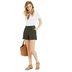 Oasis - Casual belted short