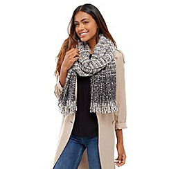 Oasis - Ombre Boucle Scarf