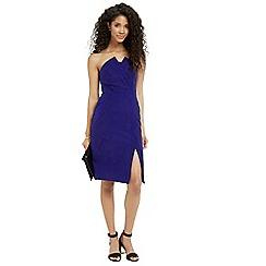 Oasis - Structured bandeau dress