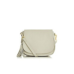 Oasis - Leather eda saddle bag