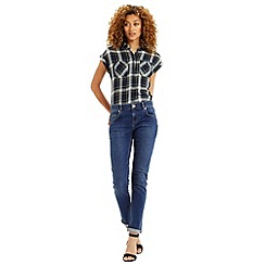 Oasis - Hollie Slim Boyfriend Jean