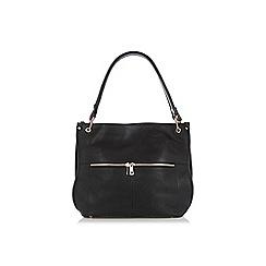 Oasis - Suede Detail Hobo Bag