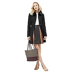 Oasis - Sophia Faux Fur Collar Coat