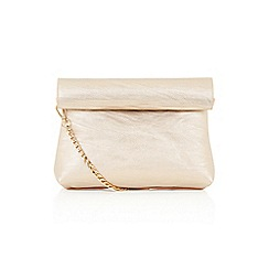 Oasis - Reversible clutch bag
