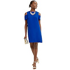 Oasis - Crepe Frill Shift Dress
