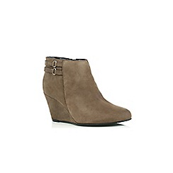 Oasis - Mia Wedge Boot