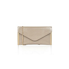Oasis - Patent Envelope Clutch