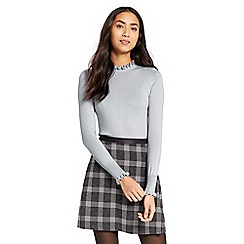 Oasis - Cute frill knit sweatshirt