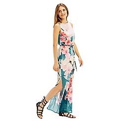 Oasis - Digital Floral Maxi Dress