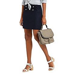 Oasis - Button Detail Skirt