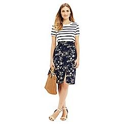 Oasis - Sashiko Paperbag Skirt