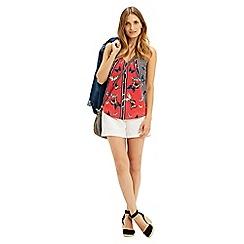 Oasis - Butterfly Stripe Vest