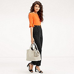 Oasis - Belted Peg Trouser