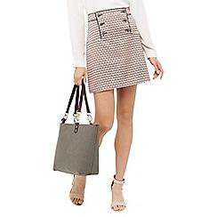 Oasis - Heart Jacquard Skirt