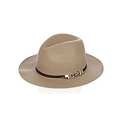 Oasis - Felt Fedora Hat