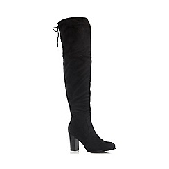 Oasis - Bonnie High Over The Knee Boot