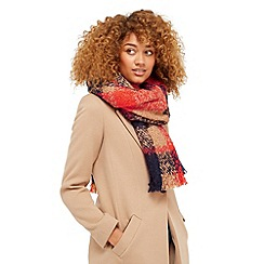 Oasis - Boucle Check Scarf
