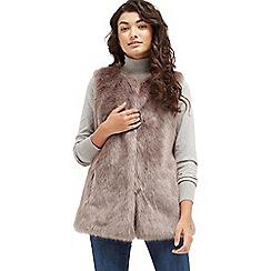 Oasis - Faux Fur Gilet
