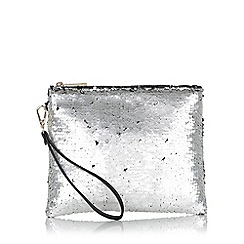 Oasis - Sequin clutch bag