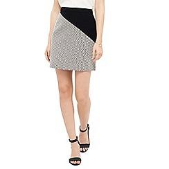 Oasis - Block Party Asymmetric Skirt