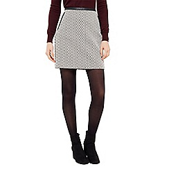 Oasis - Block Party Jacquard Skirt