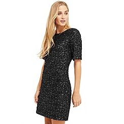 Oasis - Shimmer Popcorn Shift Dress