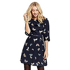 Oasis - Forest Butterfly & Bird Dress