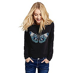 Oasis - Forest Butterfly Sweat