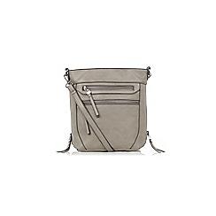 Oasis - Grey Alice zip bag