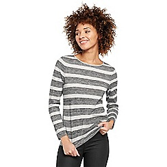 Oasis - Lurex stripe cut and sew