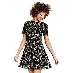 Oasis - Spring bouquet skater dress
