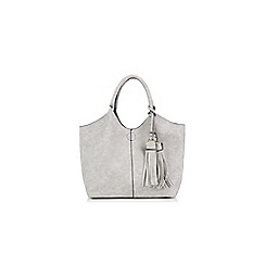 Oasis - Grey tammy tote bag