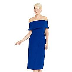 Oasis - Bardot pencil dress