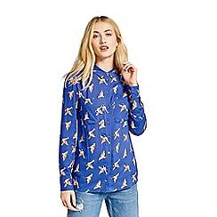 Oasis - Blue country bird shirt
