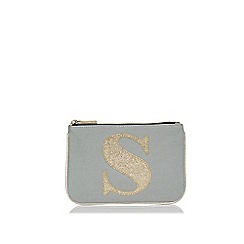 Oasis - Letter S pouch
