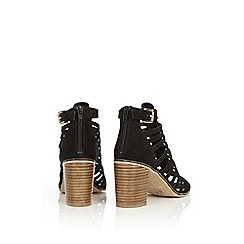 Oasis - Mia multi strap heeled sandals