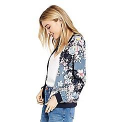 Oasis - Lotus bomber jacket