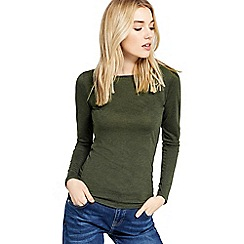 Oasis - Luxe Jersey Top