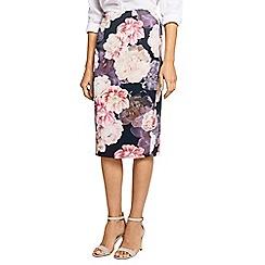 Oasis - Springbloom pencil skirt