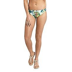 Oasis - Tropical penang bikini bottom