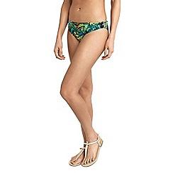 Oasis - Tropical twist bikini bottom