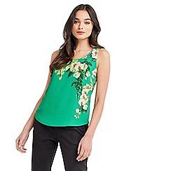 Oasis - Tropical botanical vest