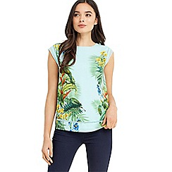Oasis - Tropical placement t-shirt