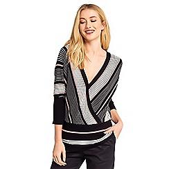 Oasis - Briony stripe knit