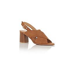 Oasis - Brittany block heel sandals