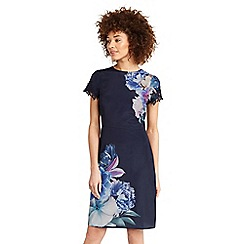 Oasis - Long wild floral dress