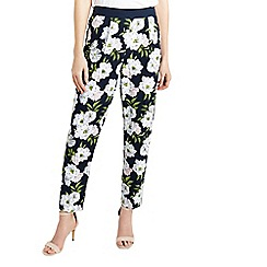 Oasis - Wild floral trouser