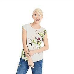 Oasis - Topaz bird tshirt
